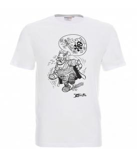 Koszulka Hegemon - grafika z komiksu Kajko i Kokosz - rozmiar L