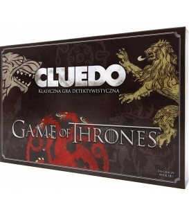 Cluedo: Game of Thrones (Gra o Tron)