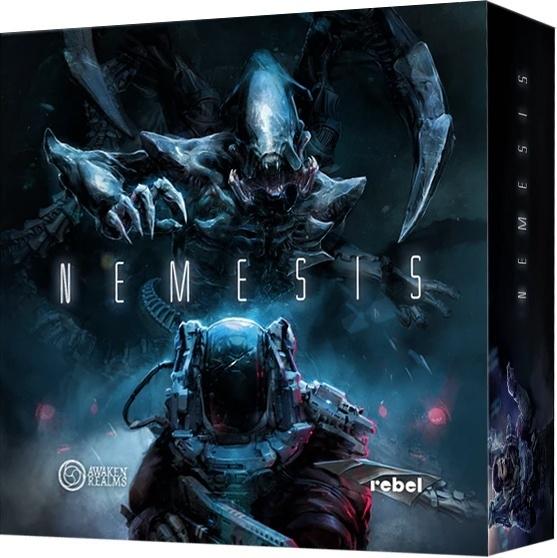 Nemesis (edycja polska) (dostępna od ręki)