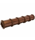 Blackfire Wooden Playmat Tube - Dark