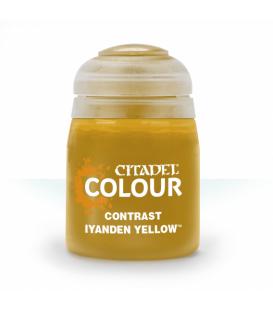 Citadel Colour: Contrast - Iyanden Yellow
