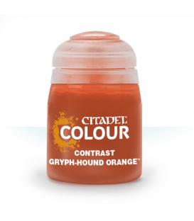 Citadel Colour: Contrast - Gryph-hound Orange