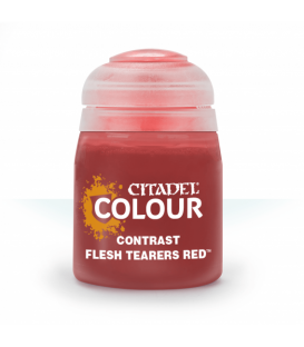 Citadel Colour: Contrast - Flesh Tearers Red