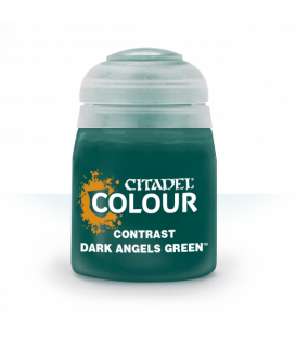 Citadel Colour: Contrast - Dark Angels Green