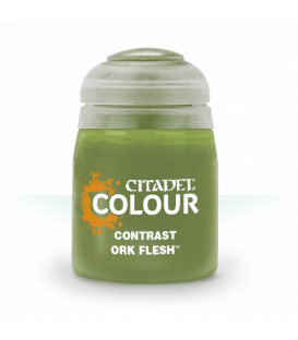 Citadel Colour: Contrast - Ork Flesh