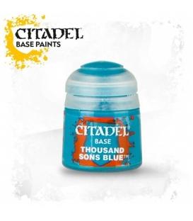 Citadel Base - Thousand Sons Blue