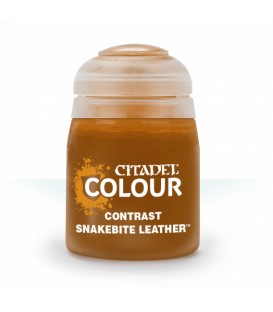 Citadel Colour: Contrast - Snakebite Leather