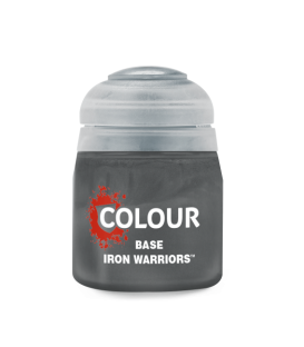 Citadel Colour: Base - Iron Warriors
