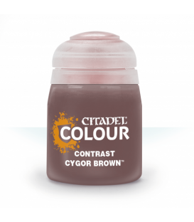 Citadel Colour: Contrast - Cygor Brown