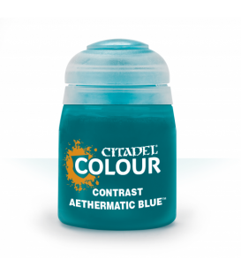 Citadel Colour: Contrast - Aethermatic Blue
