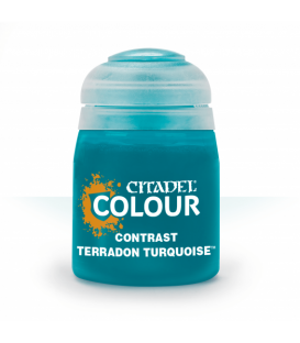 Citadel Colour: Contrast - Terradon Turquoise