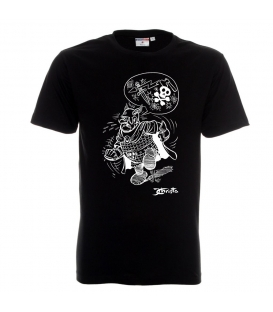 Koszulka Hegemon - grafika z komiksu Kajko i Kokosz - rozmiar S