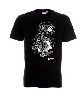 Koszulka Hegemon - grafika z komiksu Kajko i Kokosz - rozmiar XL