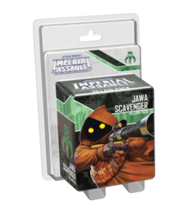 Star Wars: Imperial Assault: Jawa Scavenger Villain Pack