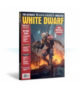 White Dwarf - Luty 2019 / February 2019