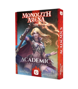 Monolith Arena: Akademicy PL/ENG