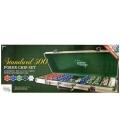 Żetony pokerowe z nominałami Standard 500 szt. 11,5g (gra uszkodzona)
