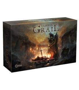 Tainted Grail: The Fall of Avalon (polska edycja Kickstarter) + Niamh