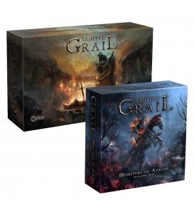 Tainted Grail: The Fall of Avalon - Excalibur (polska edycja Kickstarter) + Niamh