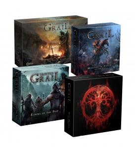 Tainted Grail: The Fall of Avalon - King (polska edycja Kickstarter) + Niamh