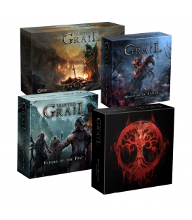 Tainted Grail: The Fall of Avalon - King (polska edycja Kickstarter) Sundrop