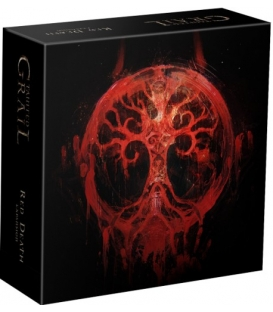 Tainted Grail: The Fall of Avalon - The Red Death (edycja polska)