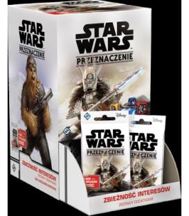 Star Wars: Przeznaczenie - Zbieżność interesów (36 szt.)