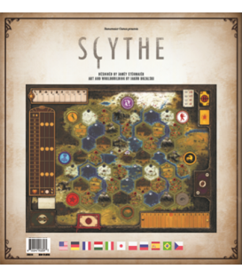 Scythe – plansza modularna