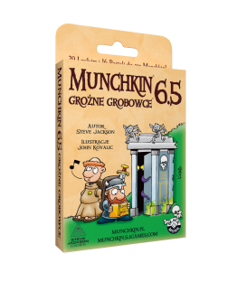 Munchkin 6,5 :Groźne Grobowce