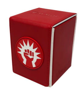 UP - Alcove Flip Box for Magic: The Gathering - Boros
