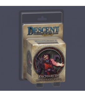 Descent 2nd Edition: Zachareth Lieutenant