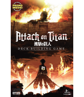Attack on Titan: Deck-Building Game (gra uszkodzona)