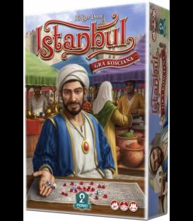 Istanbul: Gra Kościana (gra używana)
