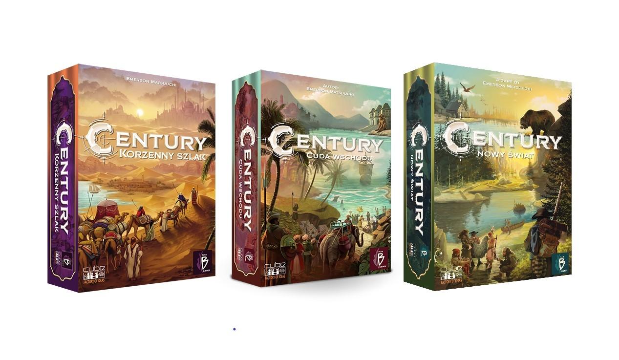 Century - Trylogia