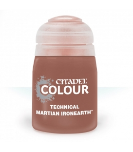 Citadel Colour: Technical - Martian Ironearth