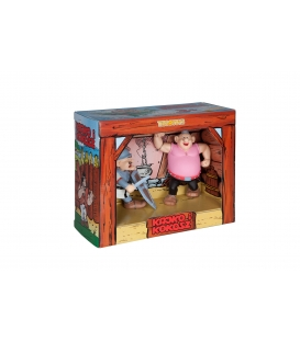 Kajko i Kokosz- Kokosz i Kapral- zestaw figurek
