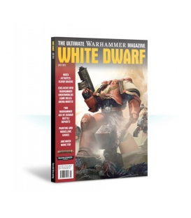 White Dwarf - Lipiec 2019 / July 2019
