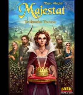 Majestat: Królewska Korona (gra używana)