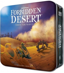 Forbidden Desert (gra uzywana)