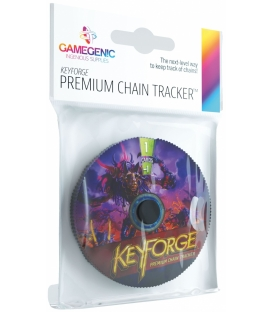 Gamegenic: KeyForge - Premium Dis Chain Tracker