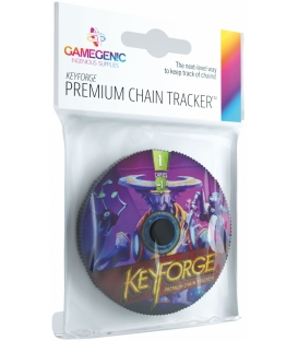 Gamegenic: KeyForge - Premium Logos Chain Tracker