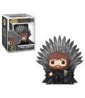 Funko POP DeluxeGame of Thrones S10 - Tyrion Sitting on Iron Throne