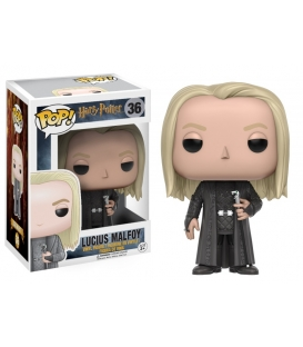 Funko POP Movies: Harry Potter - Lucius Malfoy