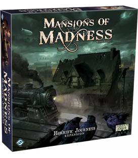 Mansions of Madness: Horrific Journeys (edycja angielska)