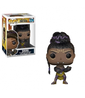 Funko POP Marvel: Black Panther - Shuri