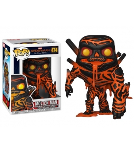 Funko POP Movies: Spider-Man Far From Home - Molten-Man