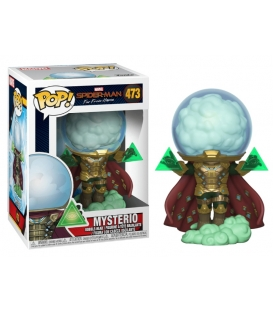 Funko POP Movies: Spider-Man Far From Home - Mysterio