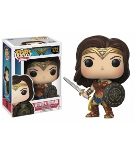Funko POP: DC Wonder Woman - Wonder Woman