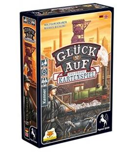 Gluck Auf das grossesse kartenspiel (gra używana) (wersja niemiecka)