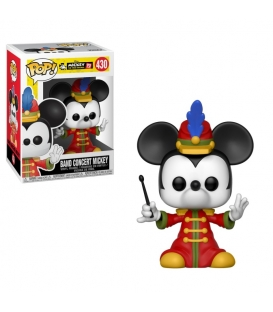 Funko POP Disney: Mickey's 90th Anniversary - Band Concert Mickey (Exc)
